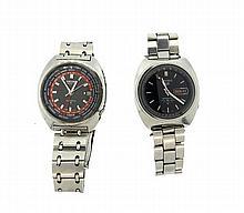 Seiko Automatic Watch lot of 2