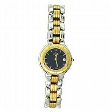 Fendi Two Tone Stainless Steel Watch