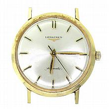 Vintage Longines 14k Gold Automatic Watch