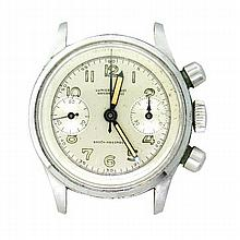 Lumier Watch Co. Stainless Steel Chronograph Watch