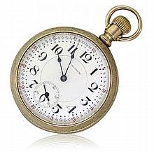 Waltham Vanguard Railroad Grade Pocket Watch