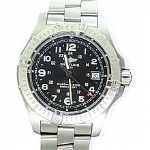 Breitling Colt Steel Chronometer Watch A74380