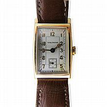1940s 14k Gold Waltham Watch
