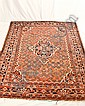 A Semi-antique Persian Rug,