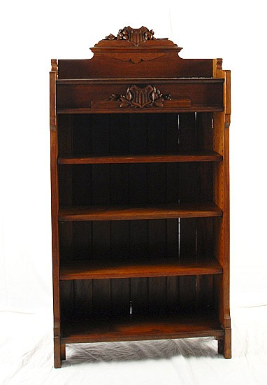 A U.S House of Representatives (?) Bookcase,