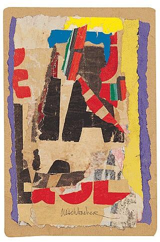 Arthur Aeschbacher Genf 1923 - lebt in Paris A. ne