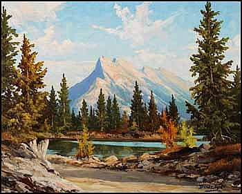 Duncan MacKinnon Crockford 1920 - 1991 Canadian
