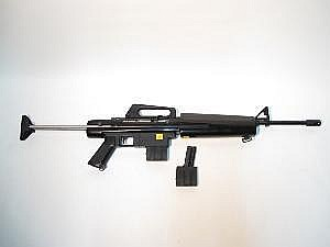 One Ruko-Armscor M1600 .22 LR auto. with