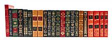 * (EASTON PRESS) A group of 44 books.