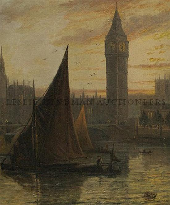 William P. Rogers, (British, 19th/20th century), Westminster, London