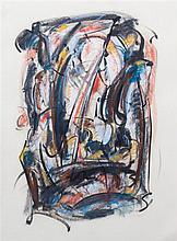 Michael Wright, (American, b. 1931), Untitled