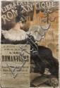 Eugene Grasset, (French, 1841-1917), Librairie Romantique