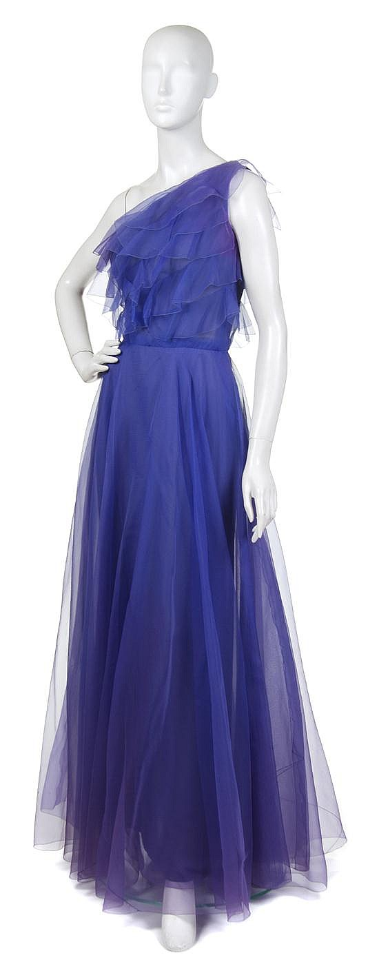 * Christian Dior, (French), Evening Gown