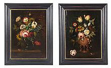 Artist Unknown, (Italian, 19th/20th Century), Still Lifes (two works)