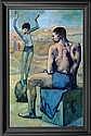 Framed Signed Limited Edition Picasso on Canvas