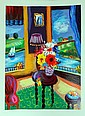 Hand Signed Limited Edition Serigraph Alter