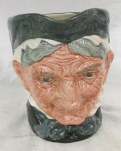 Royal Doulton Granny Character Jug (D5511), 6
