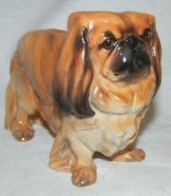 Royal Doulton Pekingese Dog HN1012 Bone China Porcelain Figurine England, 4