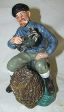 The Lobster Man - Vintage Figurine by Royal Doulton HN2317, 7
