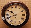 Wall clock, Fusee movement