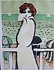 Jean Pierre Cassigneul (Fr b1930) LithoPencil