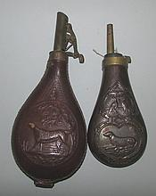 2 shot flasks