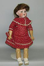 German H&S; Co. doll