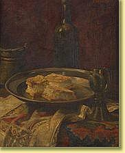 Dolf Van Roy (1858-1943) École belge Huile sur