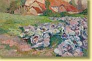 |Henri Roidot (1877-1960) École belgeHuile sur