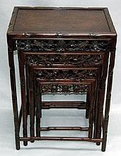 Republic Period Stackable Tea Tables