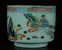 Old Chinese Porcelain Incense Burner