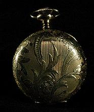 Old Betsy Ross Pocket Watch
