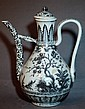 Chinese Blue & White Flagon