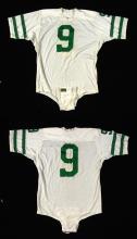 Early 1960s Sonny Jurgensen Philadelphia Eagles professional model jersey