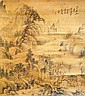 Fine Chinese painting attributed to Xiang Pu, Qing dynasty.