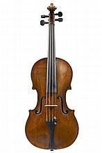 A VIOLIN TOMASO EBERLE (b Vils, 1727; fl Naples; d 1792) NAPLES 1777