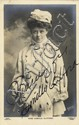 THEATRE: Selection of vintage signed postcard