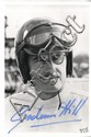 HILL GRAHAM: (1929-1975) English Motor Racing