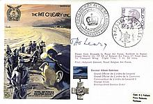 WORLD WAR II: Selection of signed First Day Covers by various escapees and members of resistance movements associated with World War II including Odette Hallowes