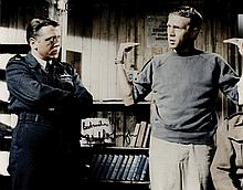 ACTORS: Selection of signed 8 x 10 photographs by various film and television actors including Richard Attenborough (in a scene from The Great Escape)