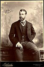 GEORGE V: (1865-1936) King of the United Kingdom