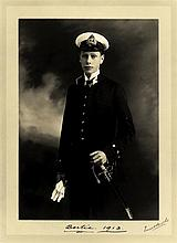 GEORGE VI: (1895-1952) King of the United Kingdom