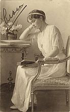 NIKOLAEVNA OLGA: (1895-1918) Grand Duchess, eldest