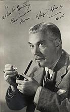 BRUCE NIGEL: (1895-1953) British Character Actor,