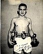 LYNCH BENNY: (1913-1946) Scottish Boxer, World