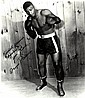PATTERSON FLOYD: (1935-2006) American Boxer, World