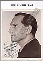 Cinema Autographs: SCHILDKRAUT JOSEPH, (1896-1964)