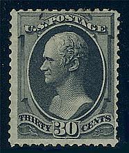 USA, 1870, 30¢ black