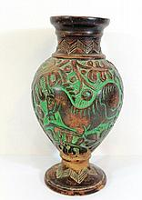 Early 20th century Chinese ceramic vase