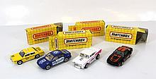 Lot of 116 Matchbox toy car